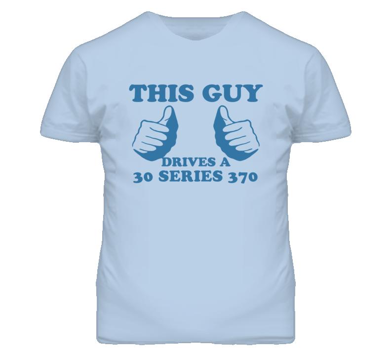 This Guy Drives A 1930 Cadillac Series 370 Car Lover T Shirt