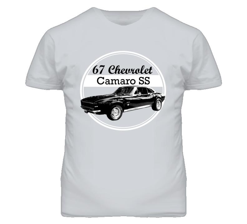 1967 Chevy Camaro SS Lane Meyer Better Off Dead T Shirt
