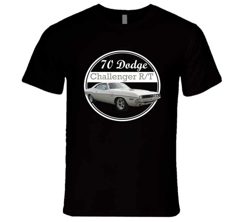 1970 Dodge Challenger RT Vanishing Point Death Proof T Shirt