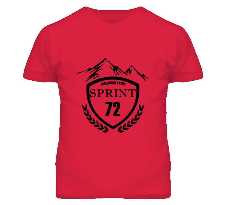 1972 GMC SPRINT Beer Label Image T Shirt