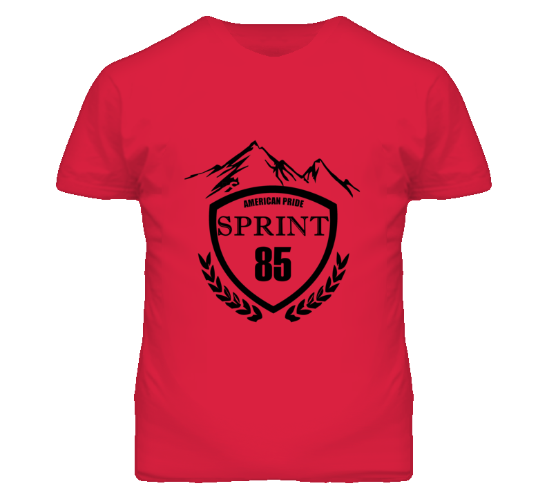 1985 Chevy Sprint Beer Label Image T Shirt
