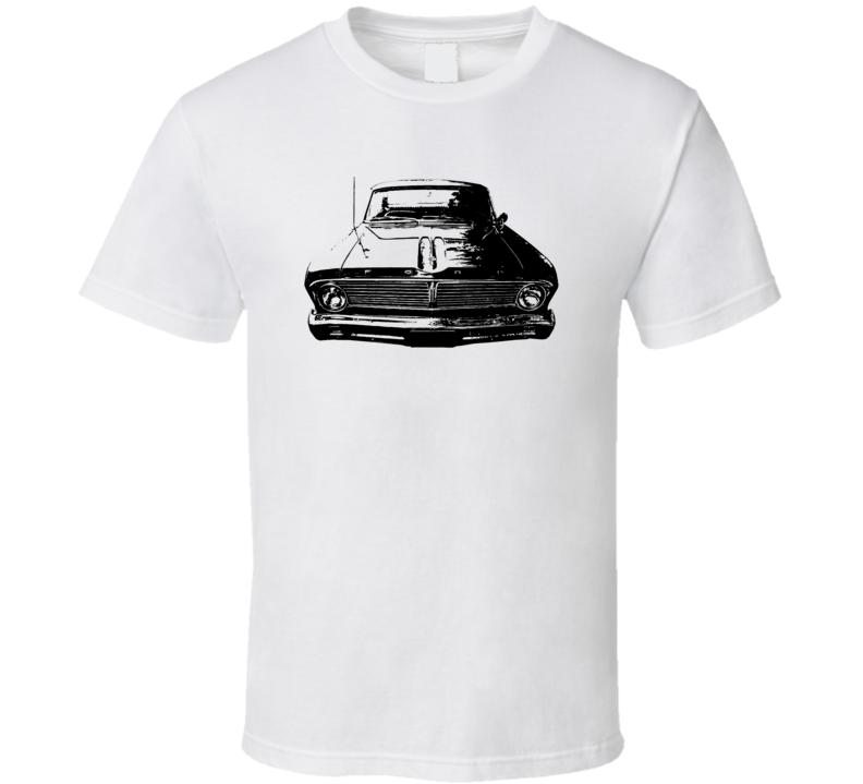 1967 Falcon Grill View Light Color T Shirt