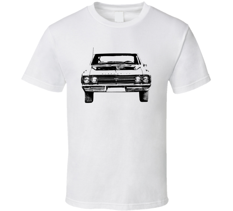 1964 Cutlass Grill View Light Color T Shirt