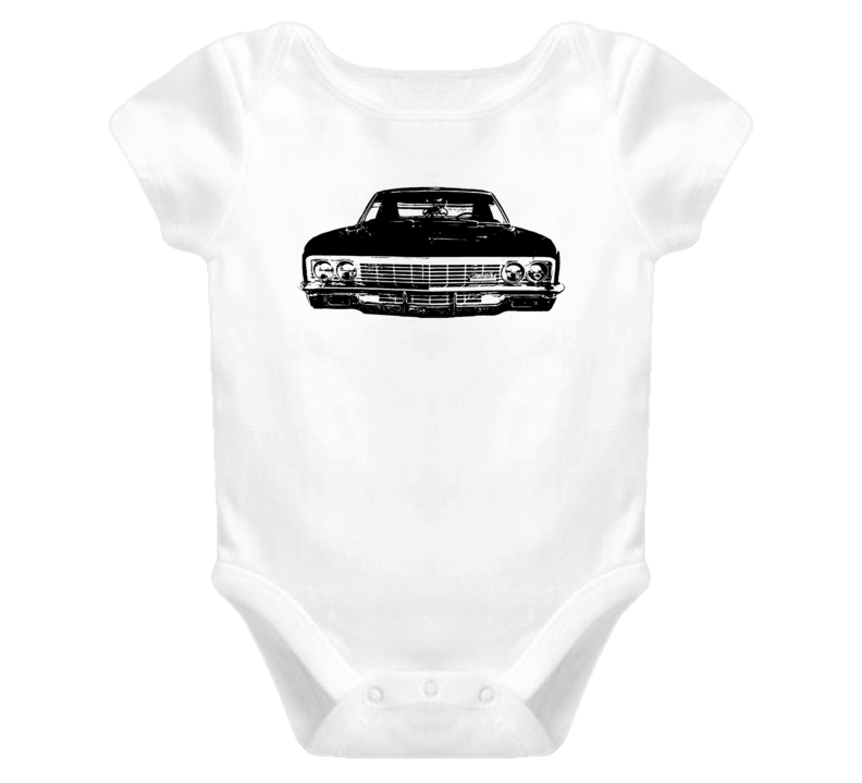 1966 Chevy Impala Grill View Light Shirt