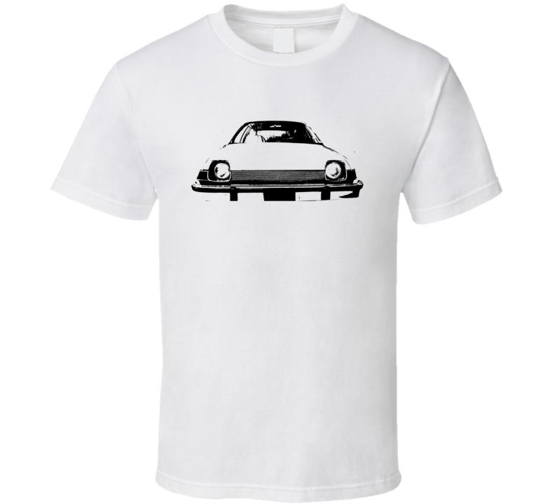 1975 AMC Pacer Grill View Light Shirt
