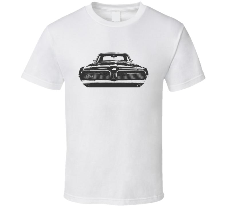 1968 Mercury Cougar Grill Light Shirt