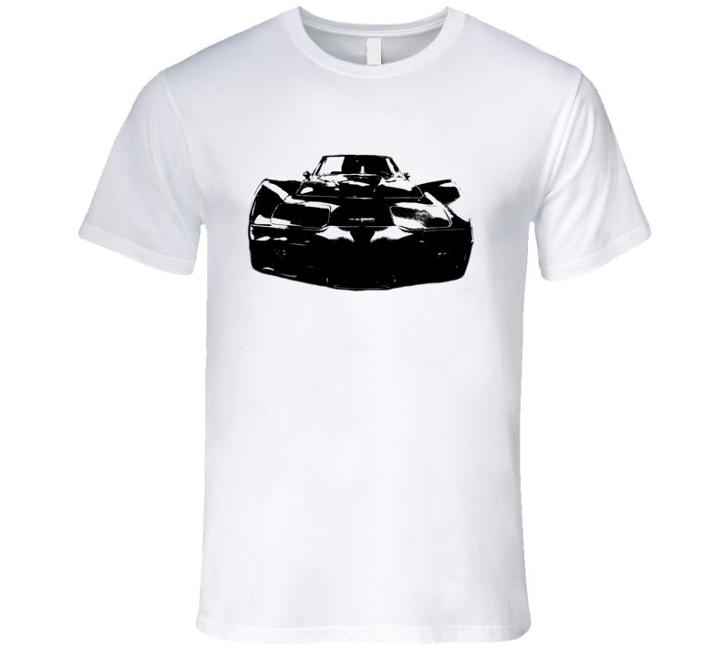 1981 Corvette Grill Light Shirt