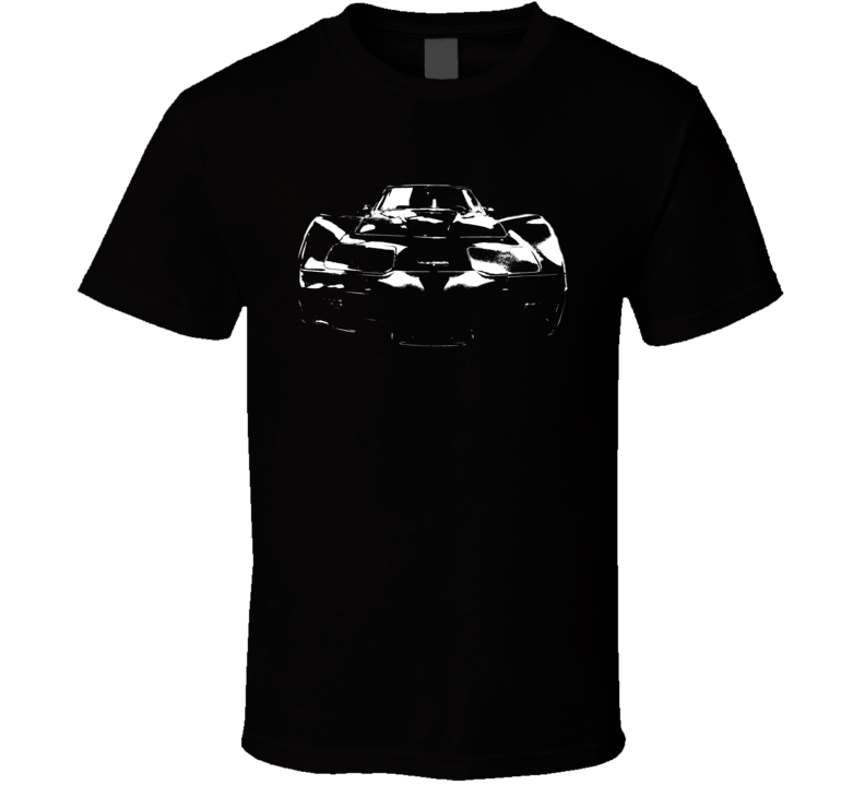 1981 Corvette Grill Dark T Shirt