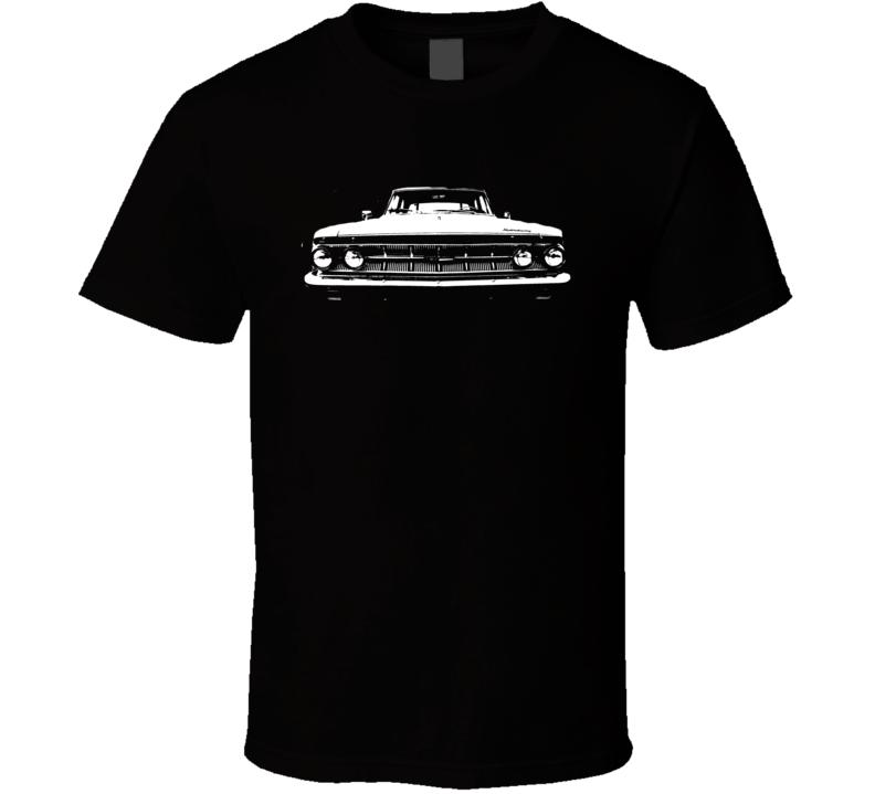 1963 MERCURY MARAUDER Grill Dark T Shirt