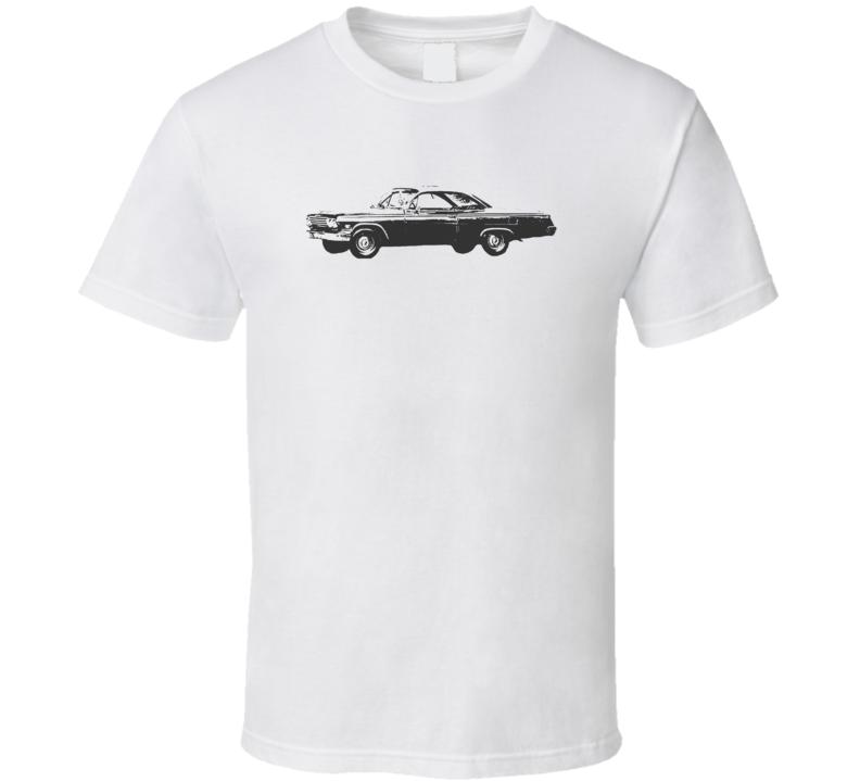 1962 Chevy Bel Air Side Light Shirt