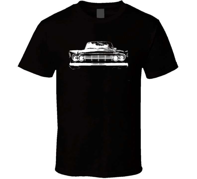 1964 Mercury Comet Grill Dark Shirt