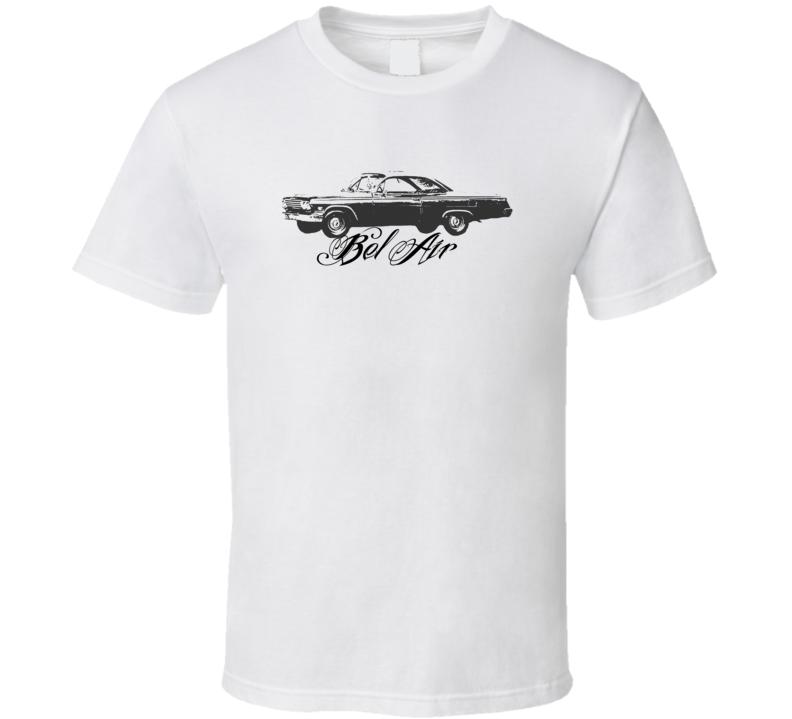 1962 CHEVY BEL AIR Side Model Light Shirt
