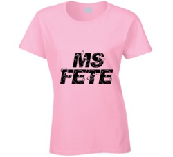 Soca T-Shirt Ms Fete