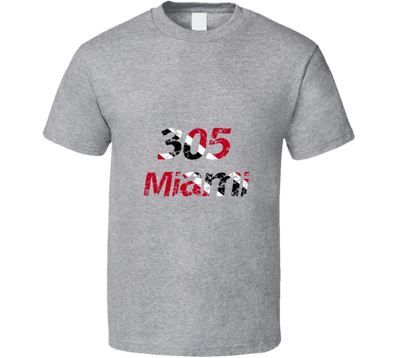 305 Miami (Trini) T Shirt