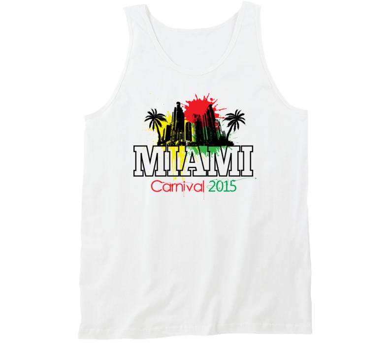 Miami Carnival 2015 Tanktop