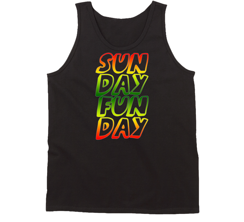 Sunday Funday Tanktop