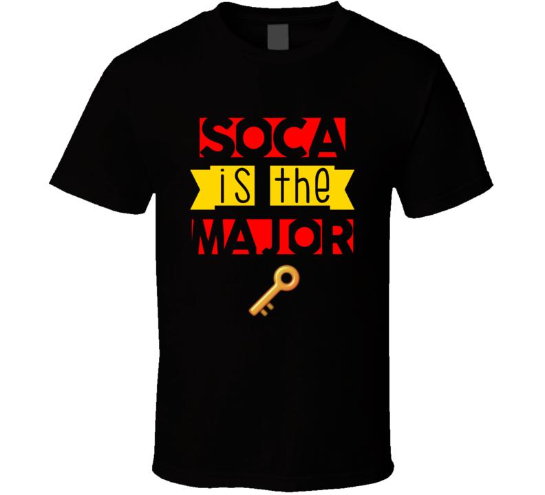 Soca Is The Major Key