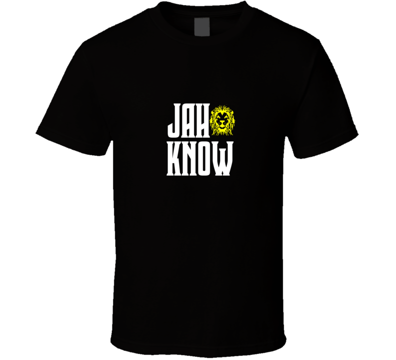 JAH KNOW Jamaica Shirt