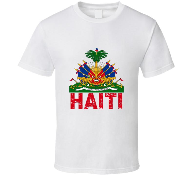 Haiti - Zoes Represent T Shirt