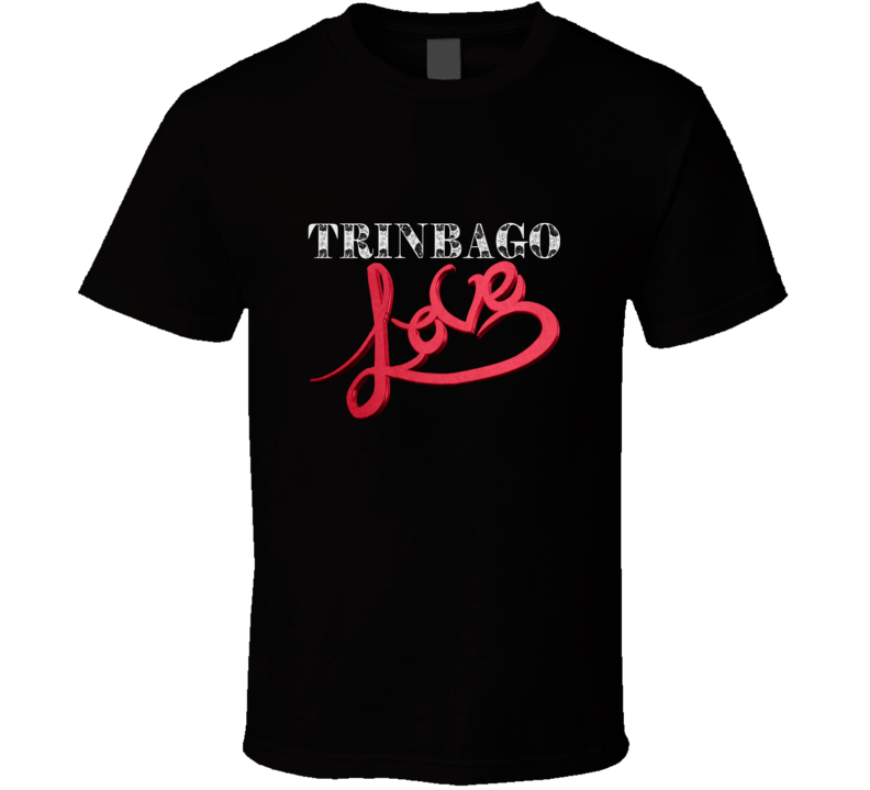 Trinbago Love Shirt
