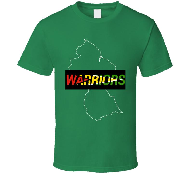 Guyana Warriors Cricket T-shirt
