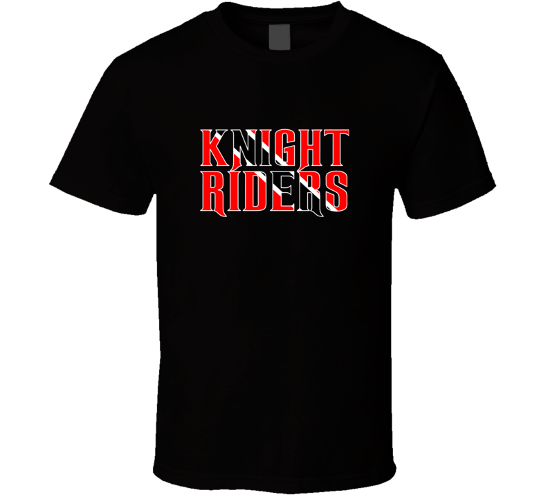 Trinidad Knight Riders Cricket T-shirt