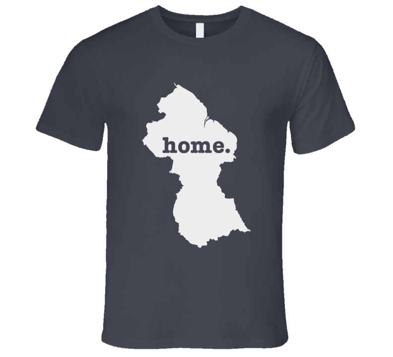 Guyana home. T Shirt