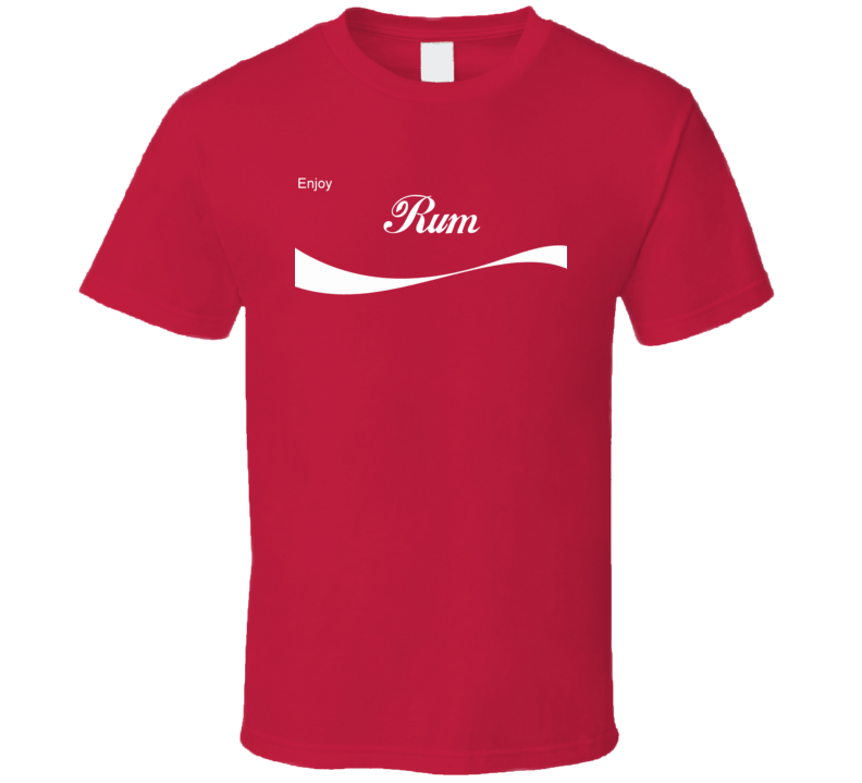 Enjoy Rum T-shirt