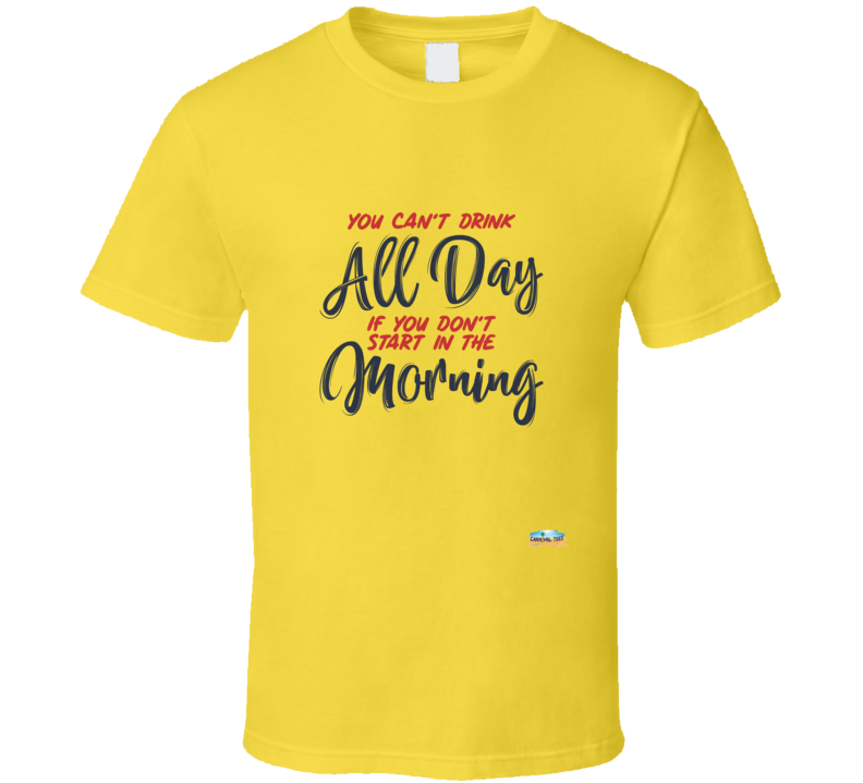 Funny Day Drinking T Shirt