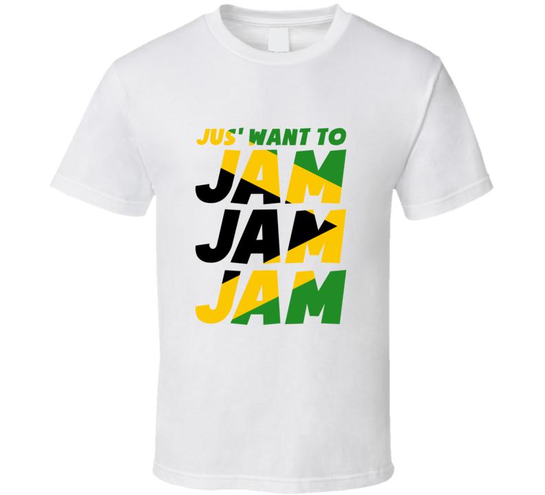 Jam Jam-non-admin T Shirt