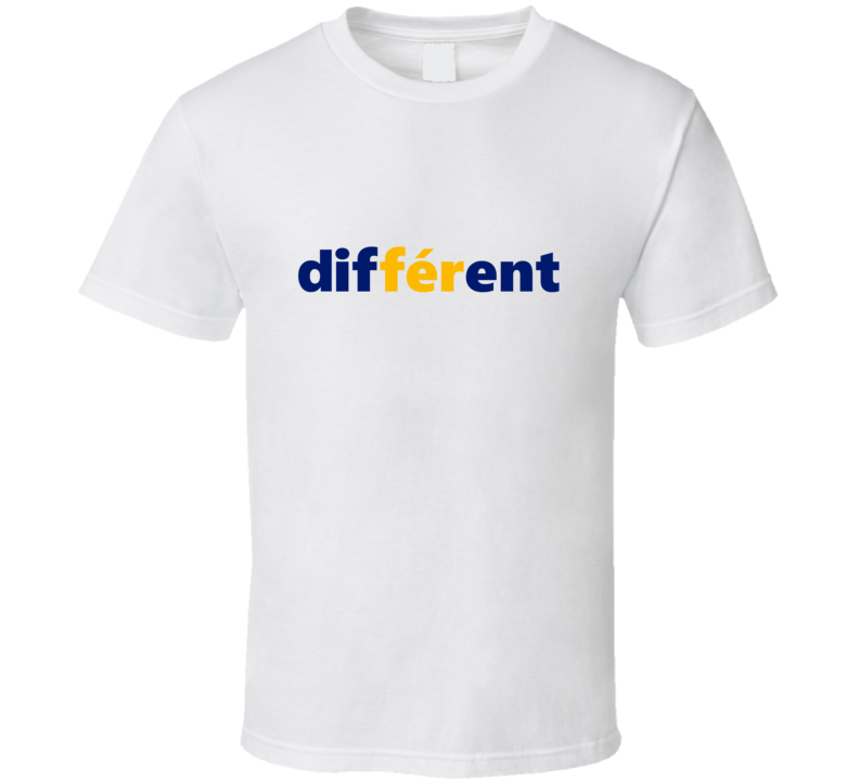 Different (Bajan) T Shirt