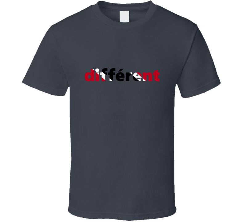 Different (Trini) T Shirt