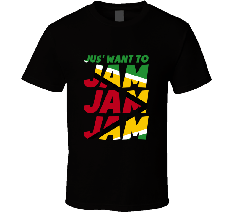 Jus Want To Jam (Guyana)