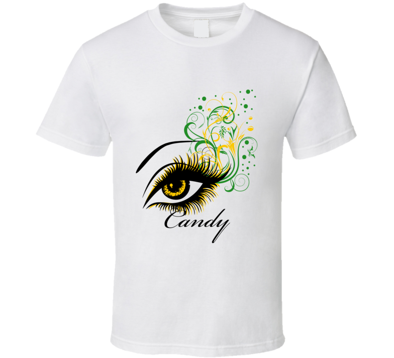 Jamaican Eye Candy T Shirt