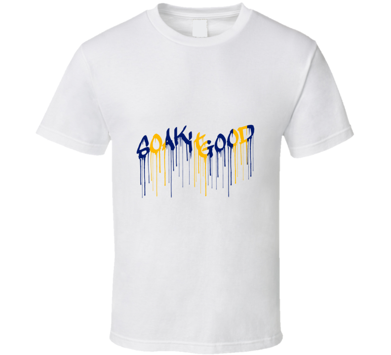 Soak It Good (Bajan) T Shirt