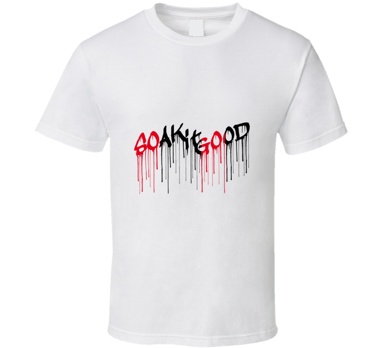 Soak It Good (Trini) T Shirt