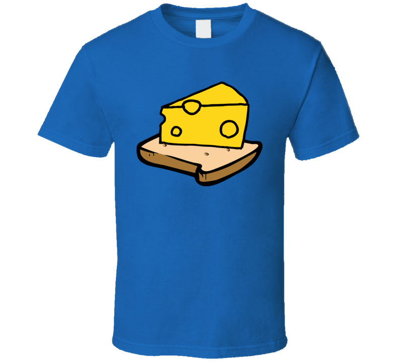Cheez On Bread (Barbados T-Shirts)