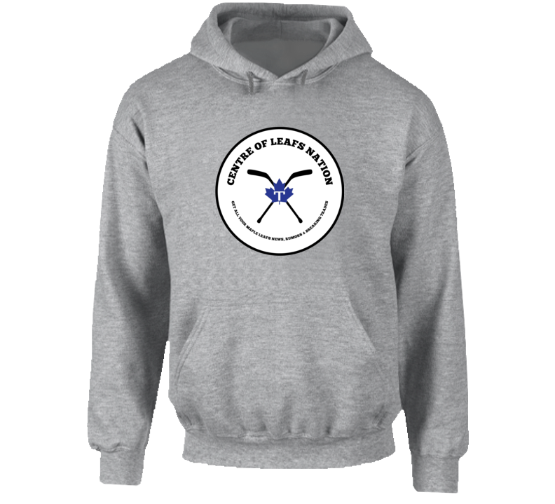 Centre Of Leafs Nation Hoodie