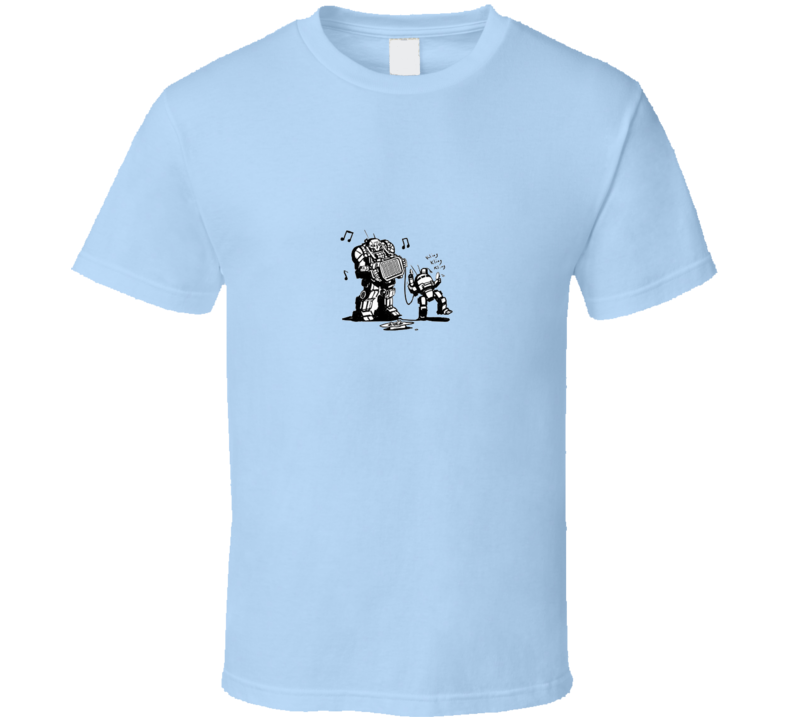 WE JUST CALL IT DANCING - ROBOTS ARE COOL T Shirt