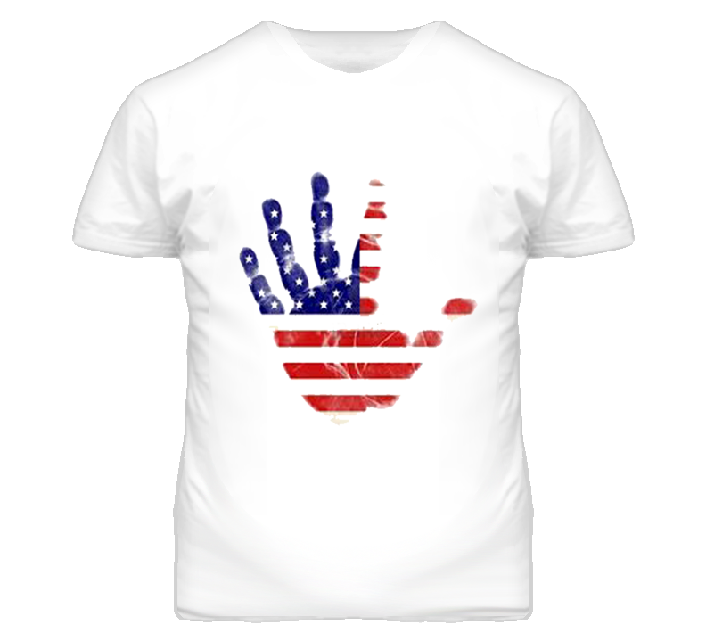 High Five USA  T Shirt