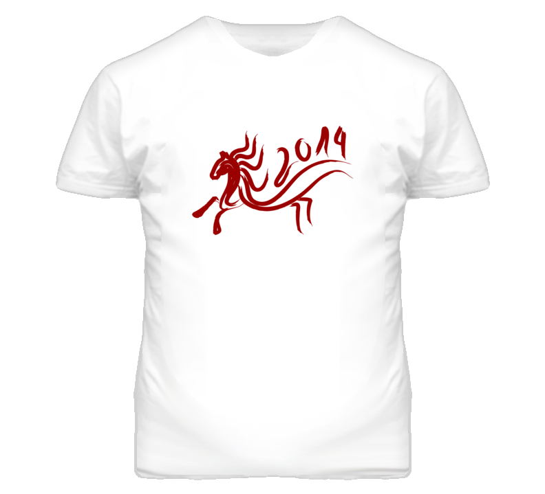Year Of The Horse - Chinese New Year T Shirt