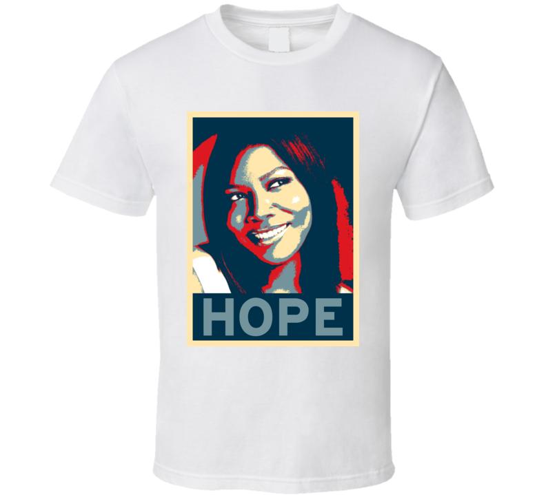 Queen Latifah HOPE poster T Shirt