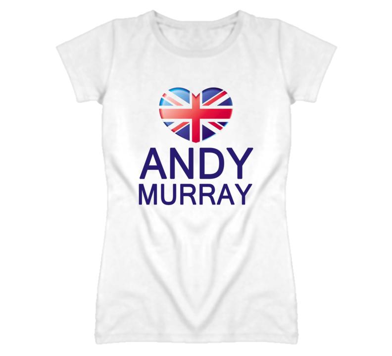 Andy Murray - Tennis T Shirt