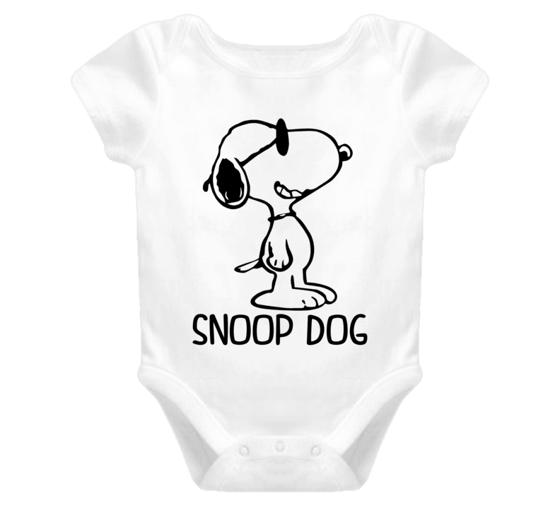 Snoop Dog - Peanuts Movie Snoopy Inspired Baby One Piece