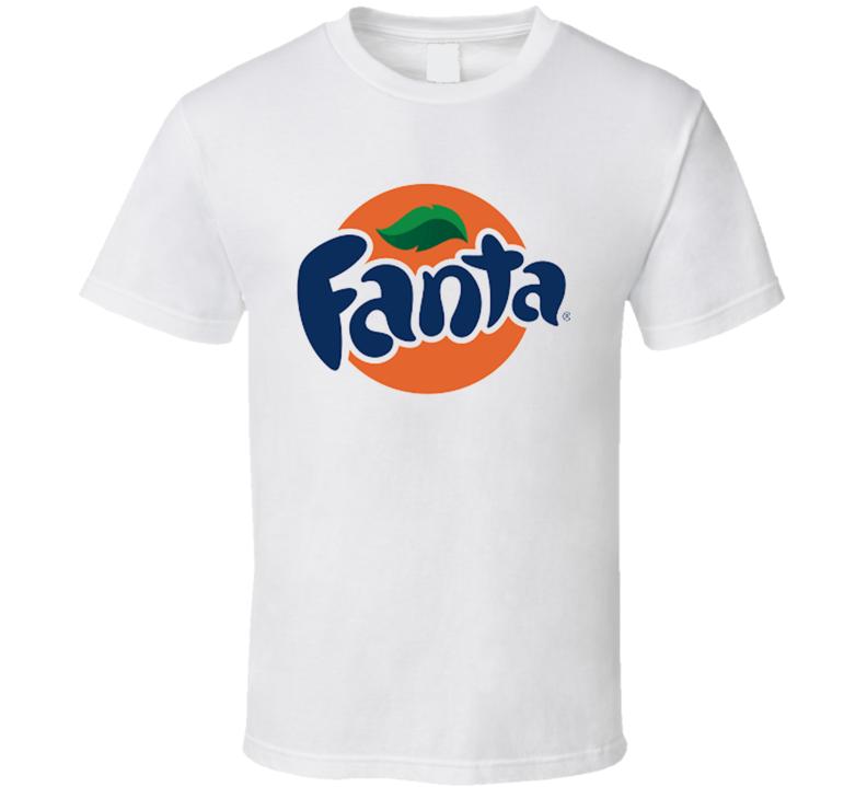 Fanta Soda Pop T Shirt