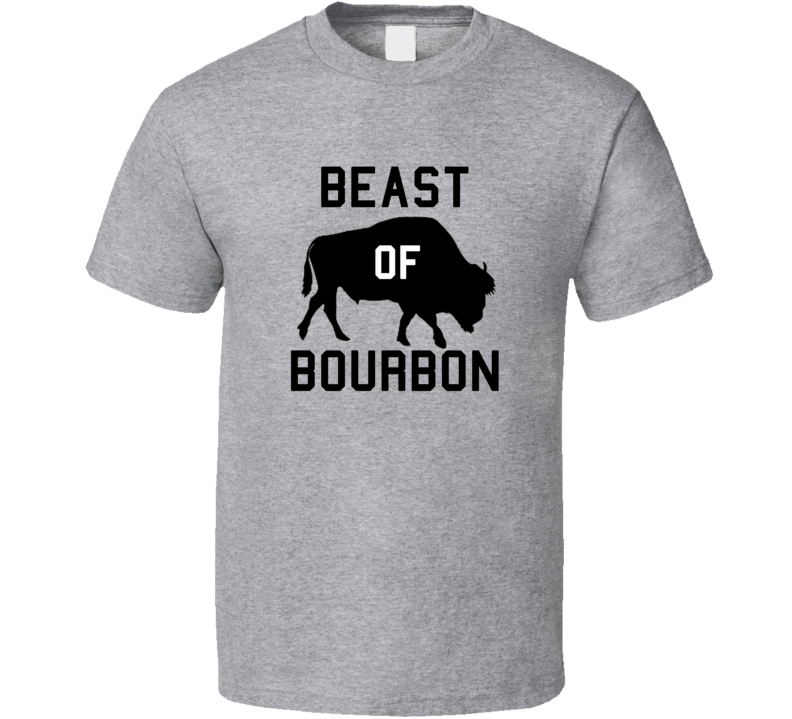 Beast Of Bourbon - Wilson Brothers / Luke Wilson Inspired T Shirt