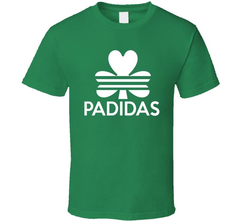 Padidas - Funny St. Patrick'a Day Pub T Shirt