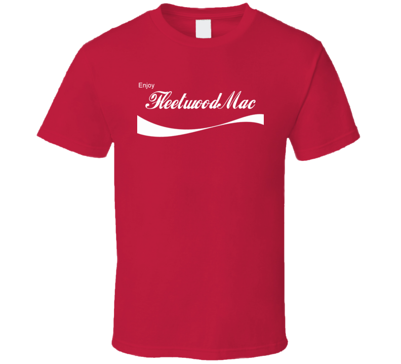Enjoy Fleetwood Mac Popular Funny Concert / Tour T Shirt
