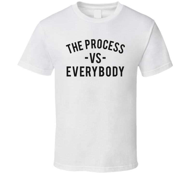 The Process Vs Everybody Free Meek Mill Out Of Jail T Shirt