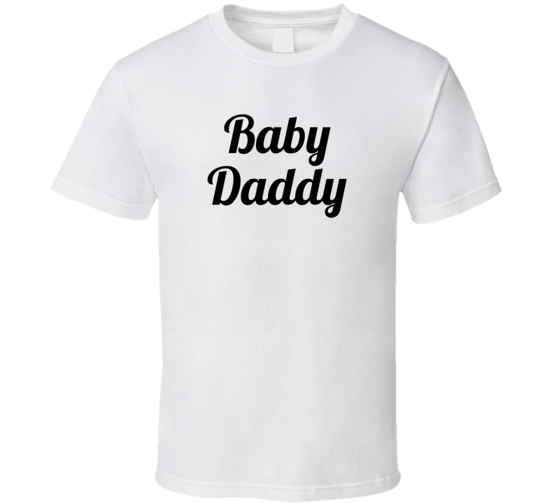 Baby Daddy Funny Popular T Shirt